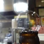 93105953 - 中瓶ビール(泡)