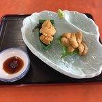 みさき会館 - 料理写真:うに刺 1800円(税別)