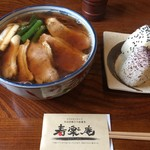 寿楽庵 - 鴨汁そば