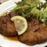 魚康 - あんかけステーキ