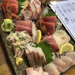 魚康 - 刺し盛り