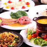 サルベロ - コース料理