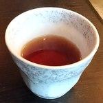 あかべえ - あかべえ @西葛西 今日のお茶はアップルティー