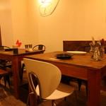 サルベロ - テーブル