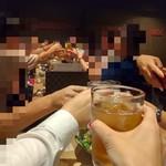 juubeiechigonojizakekakerujukuseibuta - 乾杯^_^)/▼☆▼\(^_^)