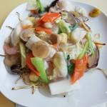 天津菜館 -
