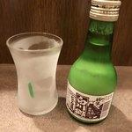 うなぎ加茂川 - 白川郷 純米にごり