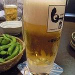 9312712 - 取りあえずの生ビール