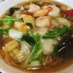 桂林餃子 満足 マリンピア店