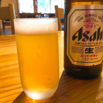 Sunainosato - まずはビールです