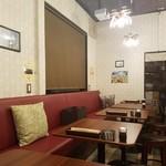 TORI de KANPAI - まだ新しいお店でキレイです