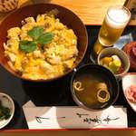 Sunainosato - 郷の実山椒と近江地鶏の親子丼