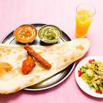 インド・ネパール料理 Curry Cafe - 料理写真:ディナースペシャルセット