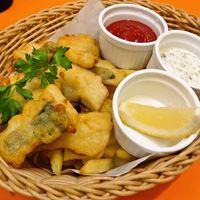 サクラカフェ&レストラン 池袋-フィッシュ & チップス