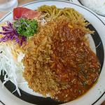 洋庖丁 - メンチカツセット