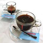 93127425 - エスプレッソとコーヒー