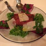 93129017 -                        ☆パルミジャーナ ディメランザーネ☆                       トマトソース美味。茄子も柔らかく美味しい。冷製。