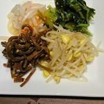 焼肉じゃんじゃん亭 - 料理写真:食べ放題、日本人の好きな安部礼司コース。