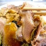 93129817 - 【青島食堂 秋葉原店】チャーシューが本当に美味しいラーメン屋さん。