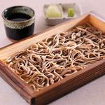 松田製麺所 山形郷土料理『板そば』