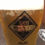 TOKYO CRAFT BREWERY - オリオンドラフト