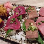 93134436 - 肉寿司