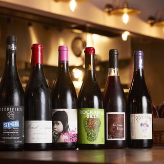 世界中のワインが200本以上
