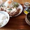 カフェ ナルマリ - 料理写真:タルタルチキン南蛮定食(830円)