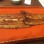 鰻 まるだい - うなぎ蒲焼 竹