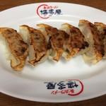 長浜ラーメン 博多屋 - 餃子
