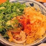 丸亀製麺 - ぶっかけの並(冷) 280円