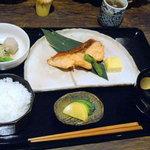 Nuku - 金目幽庵焼(800円)