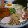 麺家なりた - 料理写真:ひすいラーメン~☆