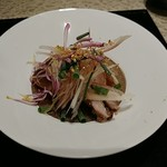 日本料理 銀座 一 - かつお燻製