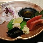 日本料理 銀座 一 - おつくり