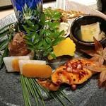 日本料理 銀座 一 - 八寸