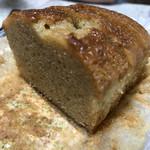 バナナケーキのモンテドール -