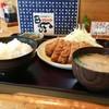 とんかつ しお田 - 料理写真:[2018/08]とんかつ定食(1080円)