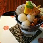 菊水茶廊 - 料理写真: