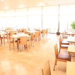 産直バイキングレストラン かぐやま - 内観写真: