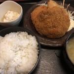 養老乃瀧 - ミックスフライ定食