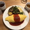 Cafe&Dining zero+ - 料理写真:ランチのオムライス @1000