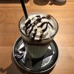 Cafe&Dining zero+ - チョコミント @500