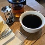 ラ コリーナ近江八幡 - アールグレイとホットコーヒー