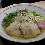 拉麺開花 - 塩ラーメン