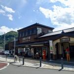とん鈴 - [2018/08]JR水郡線・常陸太子駅