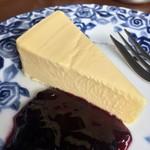 kissaten - チーズケーキ