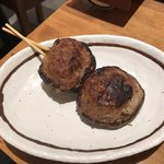 西新宿 ふじ屋 - 肉詰めしいたけ