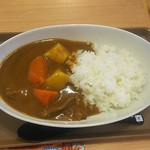 松尾ジンギスカン - 羊肉カレー