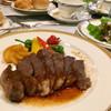 ホテル鹿角 - 料理写真:鹿角牛ステーキ